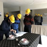Sociaal Wonendag 13 oktober 2019 - Werfrondleiding Hoogbouwplein